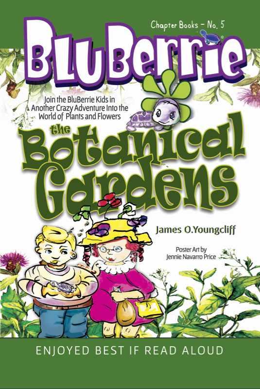 BluBerrie: The Botanical Gardens