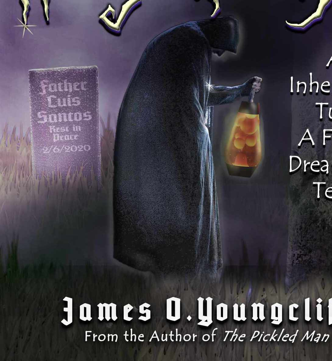 Cover Detail for next YA novel from James O. Youngcliff